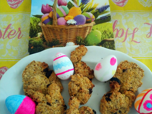 Biscuits aux Carottes et Pépites de Chocolat
