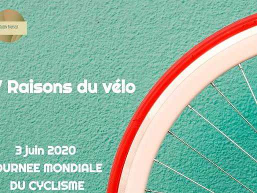 3 juin 2020 Journée Mondiale du Cyclisme
