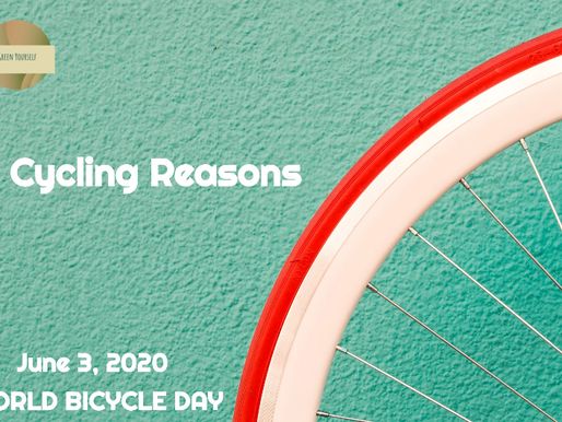 June 3, 2020 World Bicycle Day