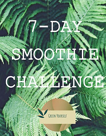 E-BOOK 7-DAY SMOOTHIE CHALLENGE