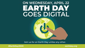 April 22, 2020 - Earth Day