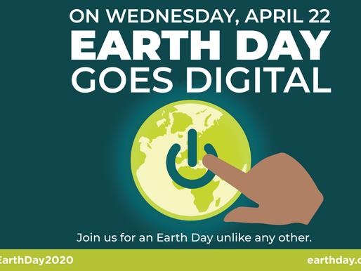 22 April 2020 - Dag van de Aarde
