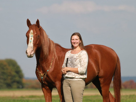 Onlinemessen - Trainer bei der Calm Horse Academy 2020