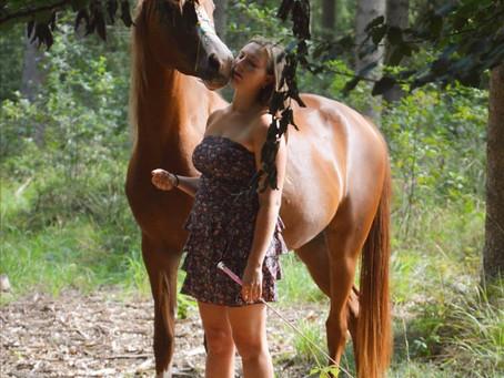 Ich mag mein Pferd in meinem Raum 💕