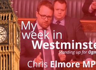 My Week in Westminster