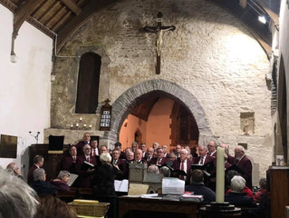 Weekend of Christmas Celebrations in Ogmore