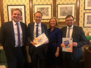 Ogmore MP Meets With UK Health Secretary To Discuss Landmark Report