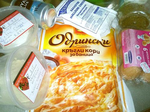 корзинка для сырного пирога