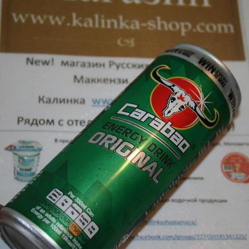 Карабао - энергетический напиток