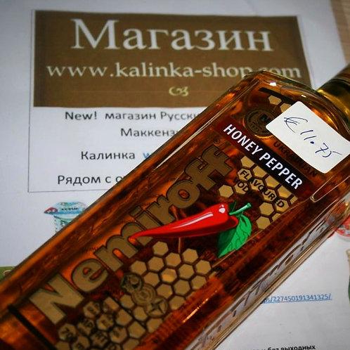 Украинская водка с перцем
