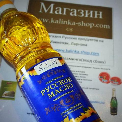 Русское масло