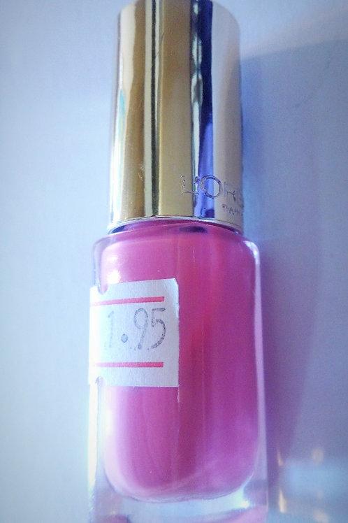 Лак для ногтей, цвет розовый