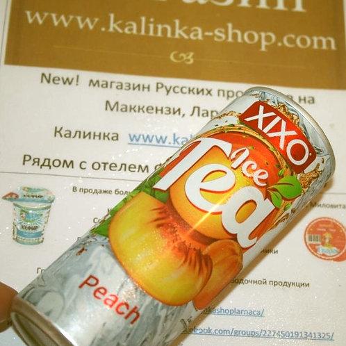 Чай персиковый