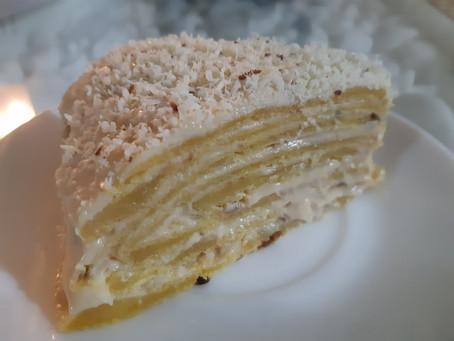 Торт Кутузов на Кипре