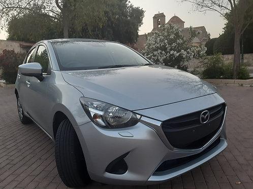 Mazda Demio 2018 skyactive