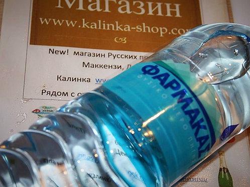 Вода питьевая 1.5 л