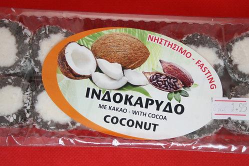 Кипрские конфеты с кокосом, без добавок