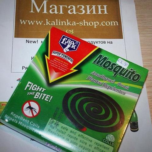 Средство от комаров наружное