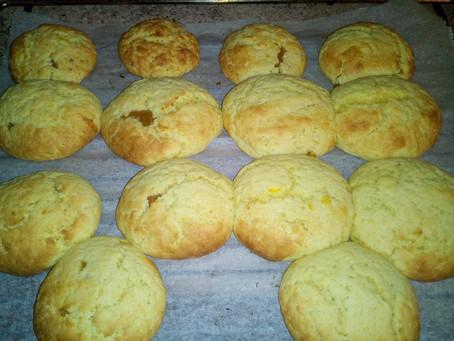 Вкусное печенье на вареных желтках