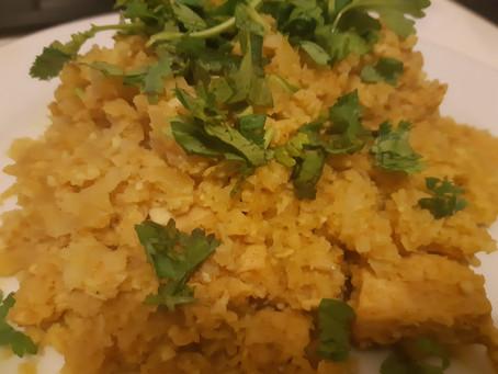 Рисовая каша без риса, рецепт-сюрприз