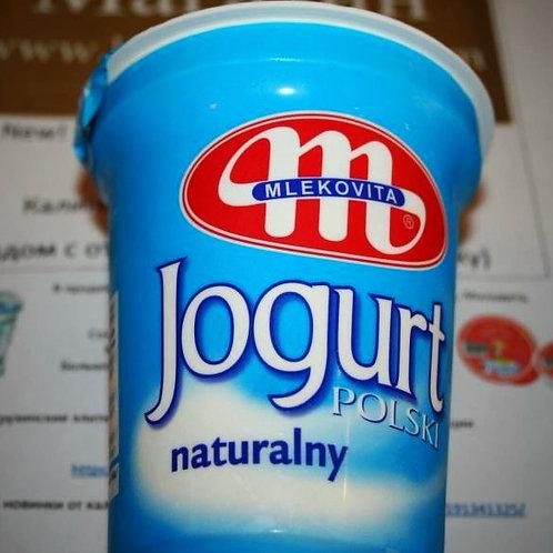 Йогурт простой