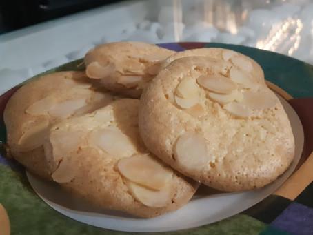 Японское печенье за 5 минут