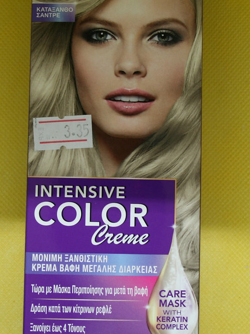 Светлый блонди тон 10.1