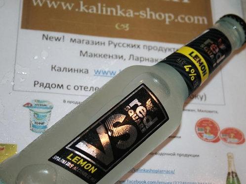 Коктейль водка-лимон