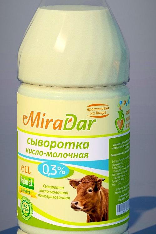 Сыворотка кисло-молочная