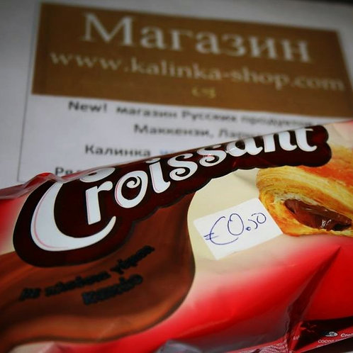 Круасан с шоколадом