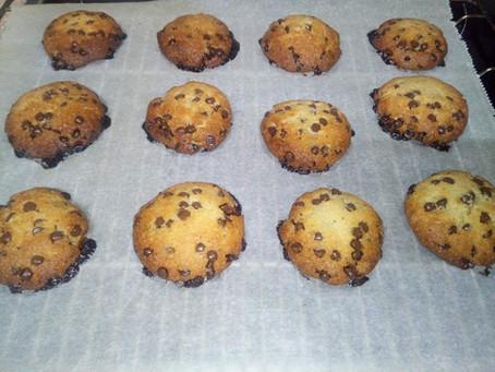 Кето печенье, без муки, без сахара, без углеводов