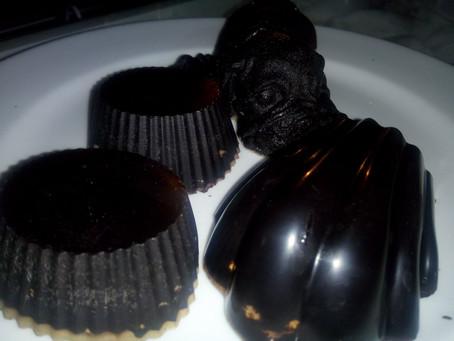 Шоколадные конфеты без сахара, ПП