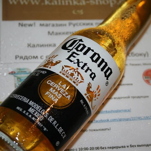 Пиво корона