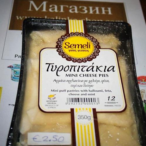 Мини булочки с сыром
