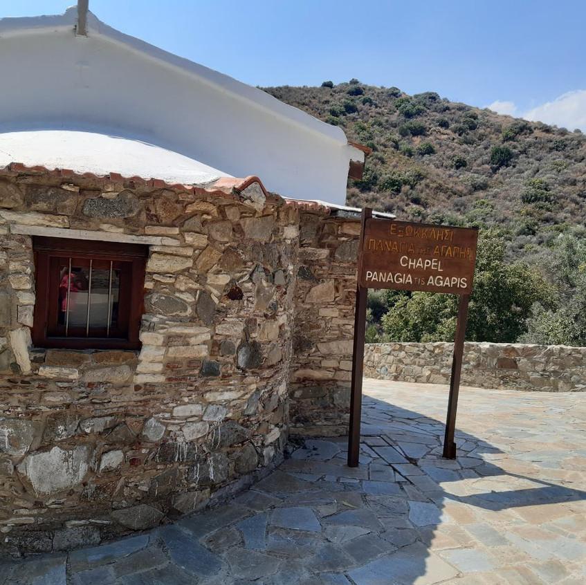 церковь любви на Кипре, фото
