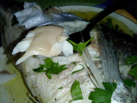 Рыбка - проще и вкуснее не бывает!