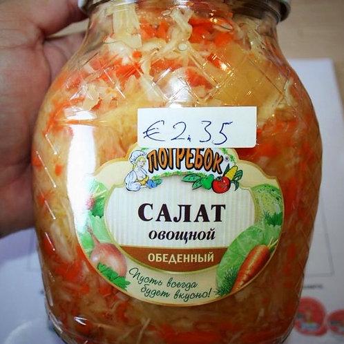 Салат обеденный