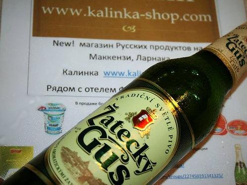 Пиво Залтецкий гус