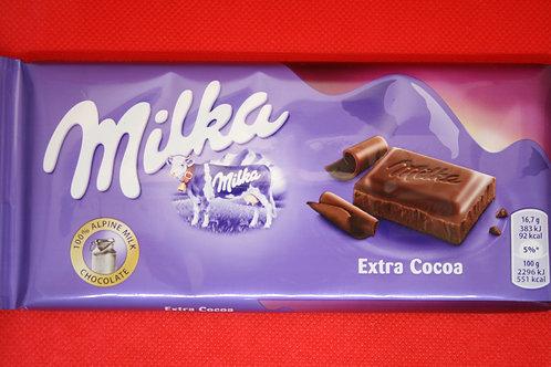 Шоколад эстра какао