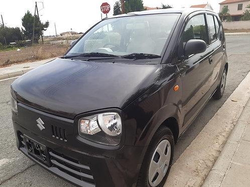 Suzuki Alto 2018 semi hybrid