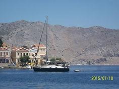 Парусная яхта с Кипра в Турцию