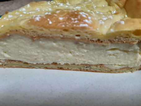Пирог Карпатка - шедевр украинской кухни!