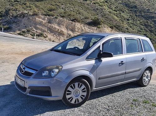 Opel Zafira, 2007, 1.8