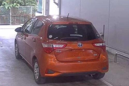 Toyota Vits(yaris) hybrid 2017
