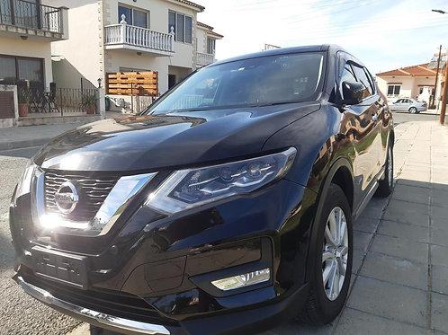 Nissan Xtrail 2018 hybrid