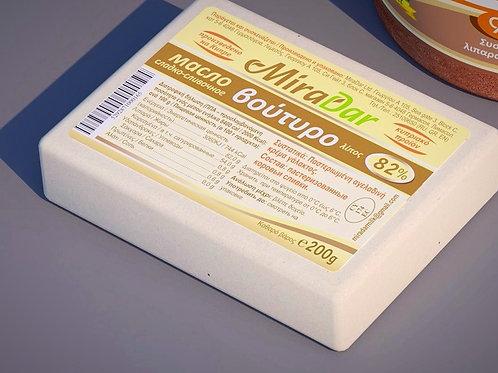 Масло сливочное натуральное