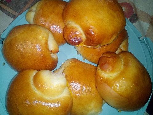 Японские булочки хоккайдо