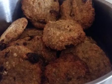 Печенье овсяное, 3 ингредиента
