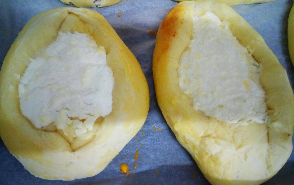 подрумянившиеся хачапури