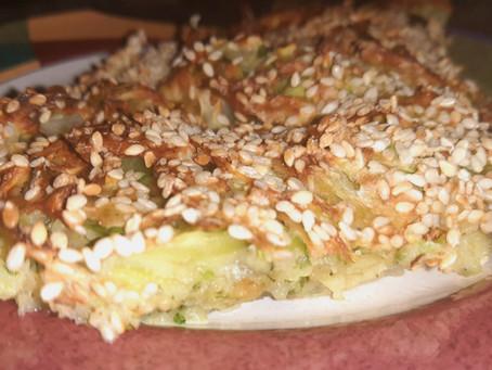 Пирог капустняк на раз два